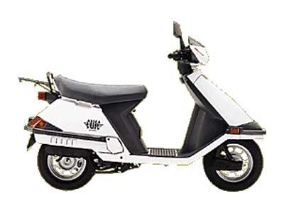 Honda Elite 80 2000
