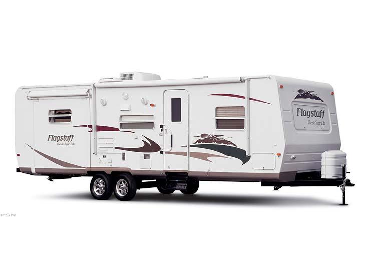 2008 Flagstaff 831RLSS