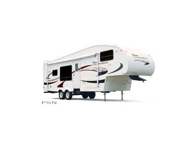 Chaparral by Coachmen 267RLS 2008