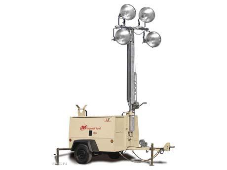 2009 Doosan Portable Power Light Source