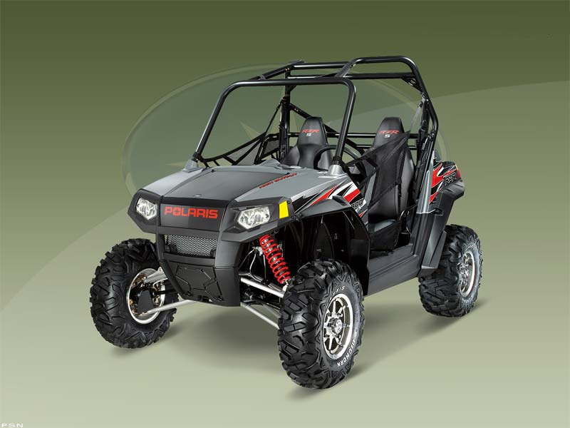 2009 Polaris Ranger RZR S