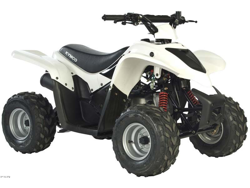 Kymco Mongoose 70 2009