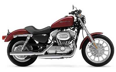 Harley-Davidson Sportster XL 883 2004
