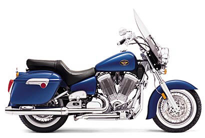 Victory Touring Cruiser 2003