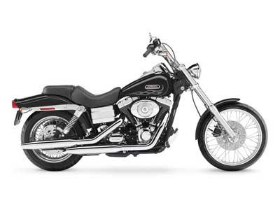 Harley-Davidson FXDWGI Dyna Wide Glide 2006