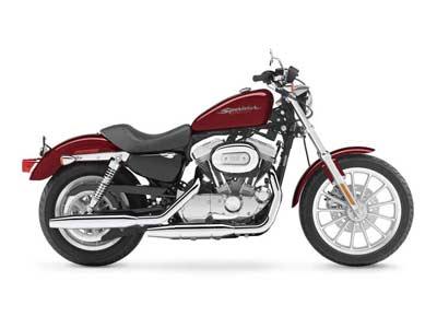 2006 Sportster 883