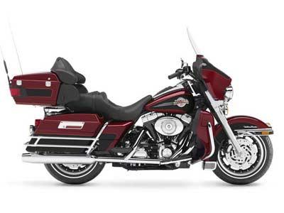 Harley-Davidson FLHTCUI Ultra Classic Electra Glide 2006
