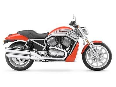 Harley-Davidson VRSCR Street Rod 2006