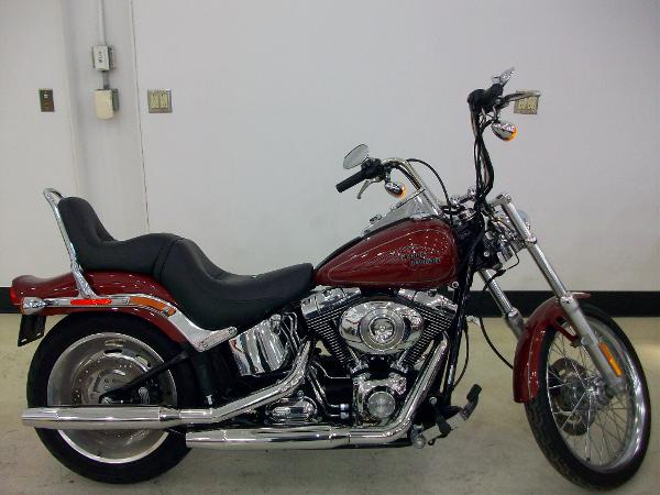 Harley-Davidson FXSTC Softail Custom 2007