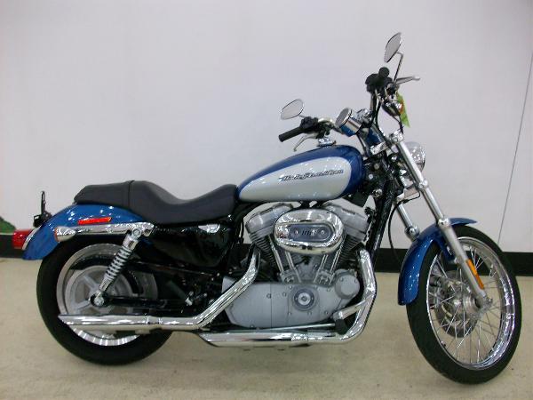 Harley-Davidson Sportster XL 883C 2005