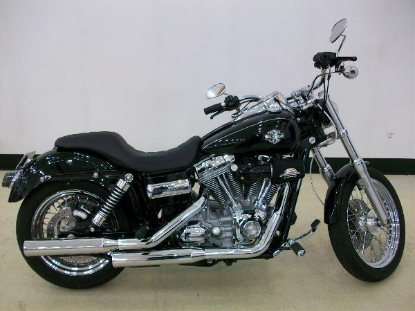 Harley-Davidson FXDC Dyna Super Glide Custom 2009