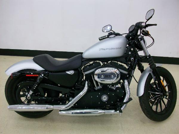 Harley-Davidson XL 883N Sportster Iron 883 2010