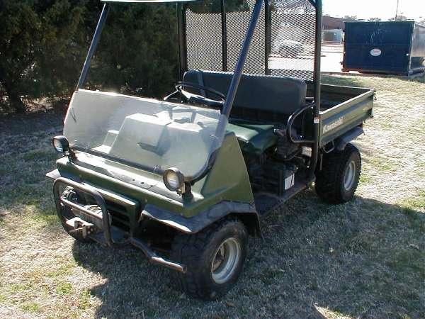 Kawasaki Mule 2510 4X4 2000