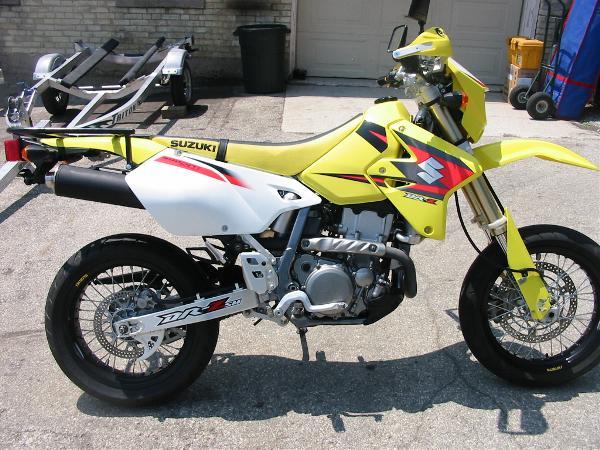 2005 Suzuki DR-Z400SM