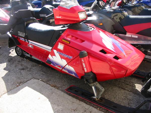 1993 Yamaha PHAZER II LE