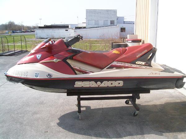 Sea-Doo GTX 4-Tec 2002