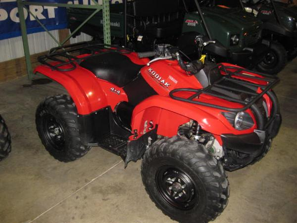 Yamaha Kodiak 400 Auto. 4x4 2005