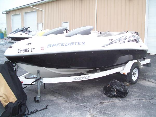 Sea-Doo Speedster (240HP) 2000