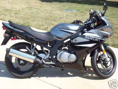 2007 Suzuki GS500F