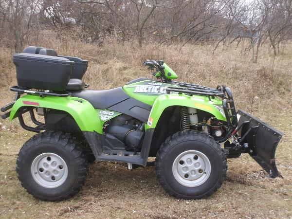 2005 Arctic Cat 650 V2 4x4 Automatic