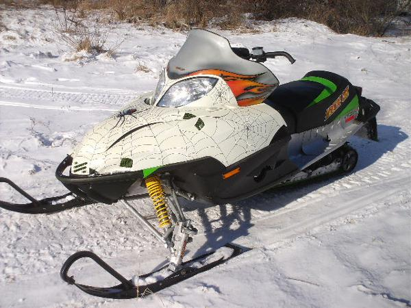 2005 Arctic Cat F6 Firecat EFI