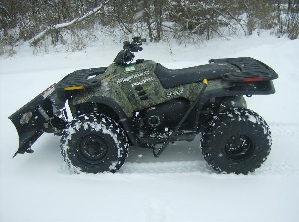 Used 2001 Polaris Magnum 325 4x4 For Sale Mukwonago 53149 Usa Used Cars For Sale