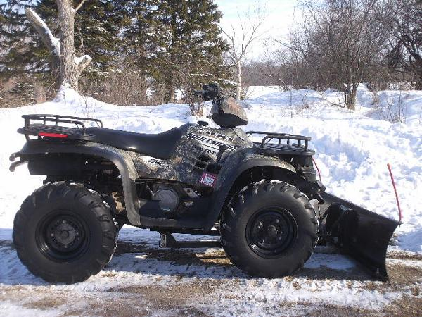 2003 Polaris Sportsman 500 HO
