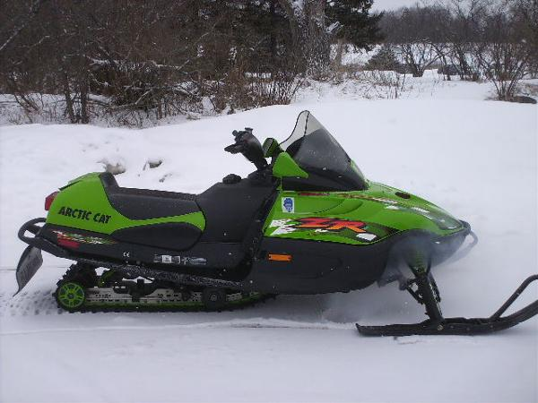 2001 Arctic Cat ZR 600