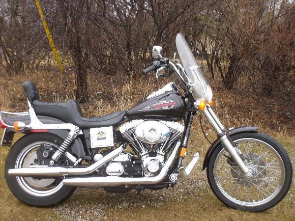 Harley-Davidson FXDWG Dyna Wide Glide 1999