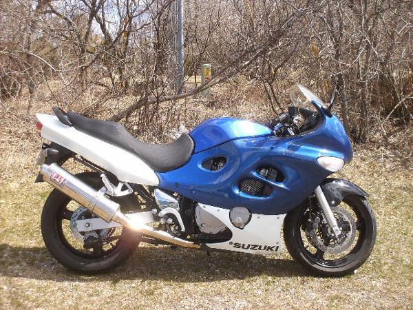 2006 Suzuki Katana 600 2006 Suzuki Katana 600