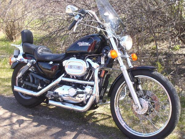 Harley-Davidson Sportster XL1200C Custom 1997