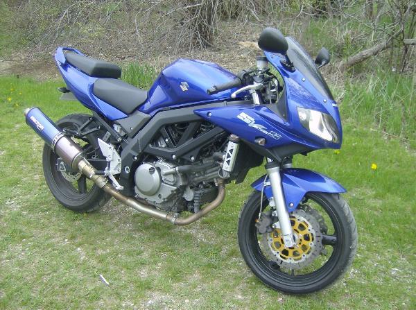 Suzuki SV650S 2005