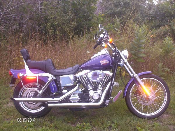 2000 Harley-Davidson FXDWG Dyna Wide Glide®