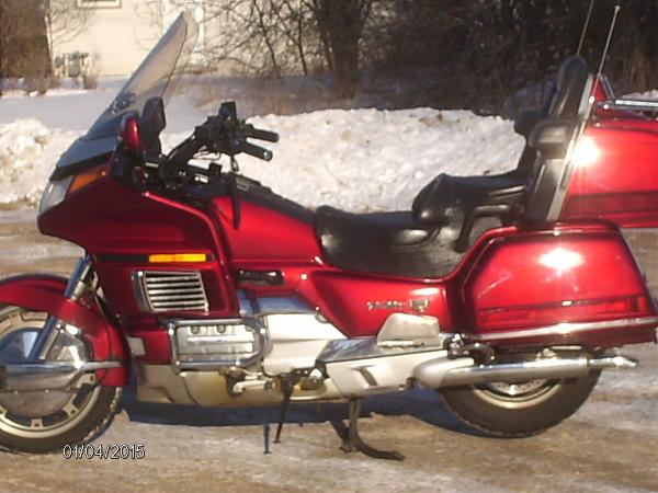 1993 Honda Goldwing GL1500A Aspencade