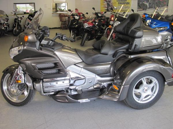 2010 Lehman Trikes/Honda Monarch II - GL1800 Gold Wing®