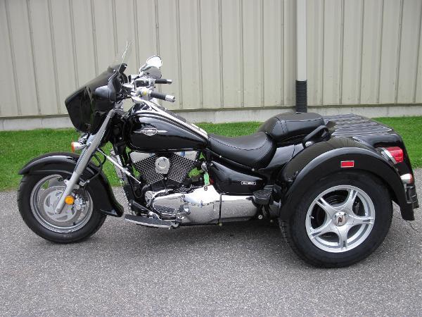 Products - Motorcycle Trikes | Lehman Trikes USA