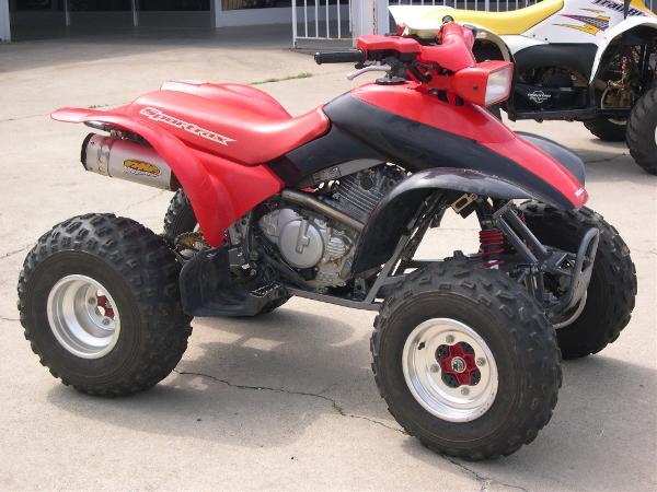 Honda Sportrax 300EX 2001