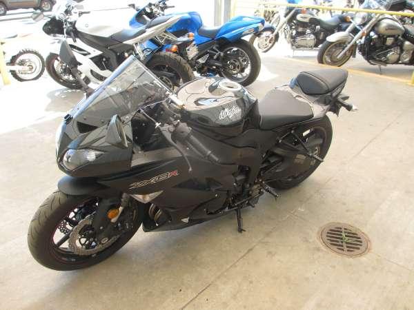 2012 Kawasaki Ninja� ZX�-6R