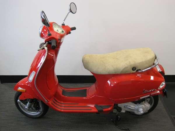 Vespa LX 50 2009