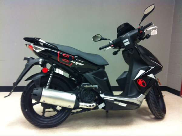 2013 Kymco Super 8 50