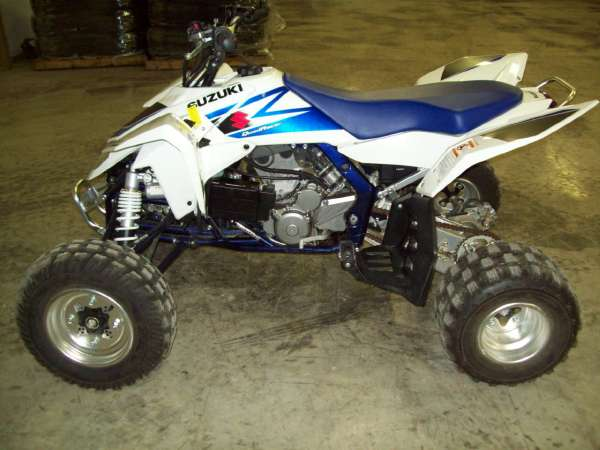 For Sale Suzuki Quadracer R450 Hur Ilan