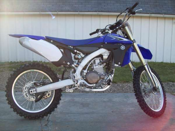2010 yamaha yz450f cambridge oh 43725 us used cars for for Yamaha yz450f for sale