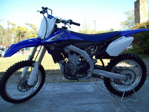 Used 2010 Yamaha Yz450f For Sale Cambridge 43725 Usa