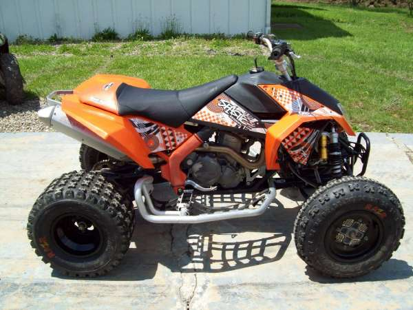 KTM 450 XC ATV 2008 2325 Southgate Parkway Cambridge